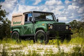 customized land rover you can win the customized heritage land rover defender u0026 here u0027s how