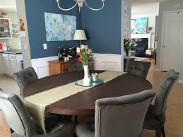 dining rooms with wainscoting dining room before u0026 after