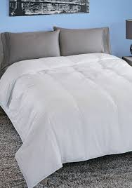 calvin klein luxury loft down alternative comforter belk
