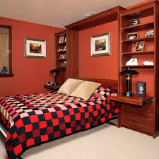 bedroom wall units ikea gorgeous maroon bedroom shows big wooden wall unit ikea with red