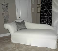 White Chaise Lounge Choosing Chaise Lounge Slipcover U2014 Prefab Homes