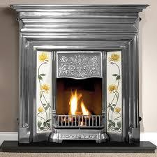gallery edwardian 48 cast iron combination fireplace