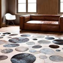 tappeti pelle di mucca tappeto moderno patchwork in pelle di mucca rettangolare