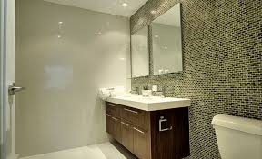 Luxury Residential Open Kitchen Interior Design Livmor Condominium - Bathroom interior designer
