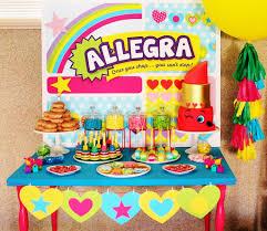 dessert table backdrop shopkins custom dessert table backdrop 13 shopkins birthday
