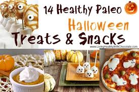 14 halloween healthy treats snacks and recipes living healthy