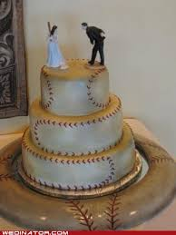 baseball wedding cake toppers baseball themed wedding cakes idea in 2017 wedding