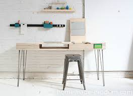 Diy Desk Designs Diy Desk 15 Easy Ways To Build Your Own Bob Vila