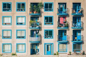 verande balconi di tettoie e verande tra balconi e terrazzi
