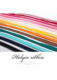 scandinavian triangle fabric ribbon 3 colors 1 5 40mm 100