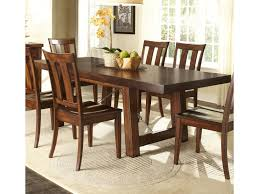 Liberty Furniture Dining Table by Liberty Furniture Tahoe 7 Piece Dining Table With Slat Back Chair