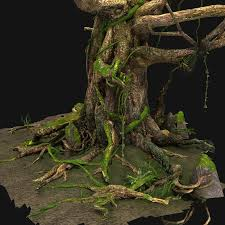 fantastic tree model 3d model cgstudio