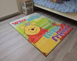 tapis de chambre enfant tapis winnie the pooh onlinemattenshop be