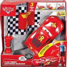 mattel disney pixar cars flag finish lighting mcqueen fine motor