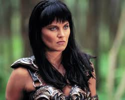 Zena The Warrior Princess Hairstyles | lucy xena warrior princess photo