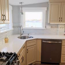 eastman st woodworks kitchen color is believable buff by