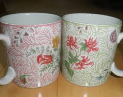 spode floral pattern etsy