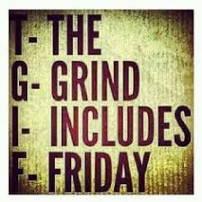 Friday Workout Meme - the grind includes friday fitness funnies pinterest