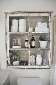 diy bathroom cabinet antique windows bathroom storage and super