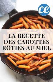 cuisiner des carottes la poele facile et rapide la délicieuse recette des carottes rôties au miel