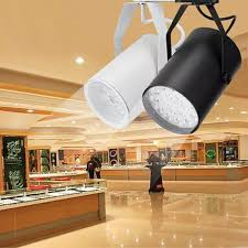 commercial track lighting systems commercial lighting led track light 12w track rail aluminum