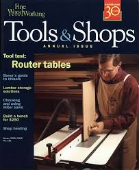 Fine Woodworking S 2008 Tool Review by Jarod711 Page 16