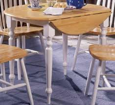 small kitchen tables with leaf decorative dining room tables