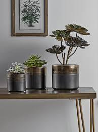 Decorative Indoor Planters Indoor Planters Buy Decorative Indoor Plant Pots U0026 Hanging