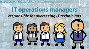 how to become an it operations manager