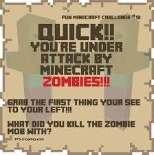 Challenge Minecraft Minecraft Challenge No3 What S Your Herobrine Name Try