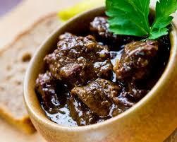 recette de cuisine civet de chevreuil recette civet de chevreuil au cacao et pâtes fraîches