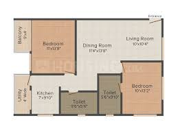 infrany petals in electronic city bangalore price floor plans