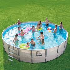 Intex Metal Frame Swimming Pools Pro Series 22 U0027 X 52