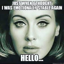 Hello Meme Funny - the 25 best adele hello gif ideas on pinterest adele adele