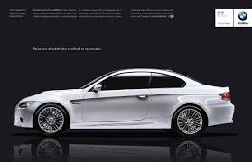 bmw commercial bmw u0027s cars are so cool that for a good advertisement they just