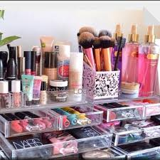 hair and makeup organizer beauty health 101 on make up collection and website