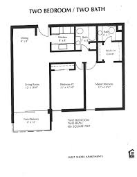 two bed two bath floor plans 0 1 2 bedroom apartments for rent in tampa fl westshore