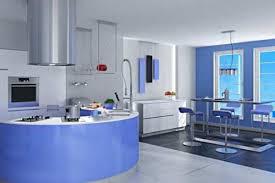 Simple Kitchen Ideas by Blue And White Kitchen Design Ideas Baytownkitchen Farmhouse Near