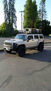 Hummer H3 Clearance Lights by H3 Roof Racks Baskets And Lighting
