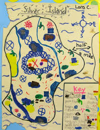 barefoot landing map 11 best imaginary island project ks2 images on