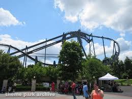 Six Flags Stl Batman The Ride At Six Flags St Louis Theme Park Archive