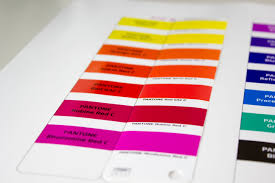 can pantone colors be reproduced in proofing proof de