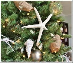 Beach Christmas Tree Topper - 107 best beach coastal christmas images on pinterest coastal