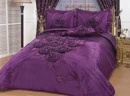 schlafzimmer lila tagesdecke diamant lila 3tlg diese aufwändig bestickte tagesdecke