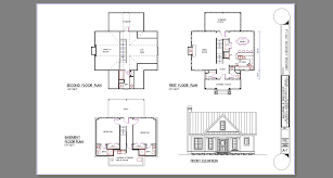 3 bedroom cabin plans bachman amp associates architects amp