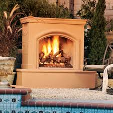 phoenix with back venting outdoor gas fireplace american fyre