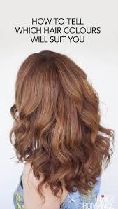 hair colours the easy way to find your perfect hair colour hair romance