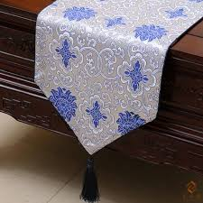 good lucky fancy table runners cover cloth chinese style luxury