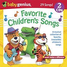 baby genius favorite childrens songs