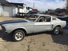 1967 fast back mustang 1967 mustang fastback ebay